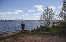 Nowy Jork nieco od tyłu. Staten Island