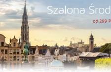 Szalona Środa w Lot. Loty za 299zł. Konkurencja w lotach do Pragi