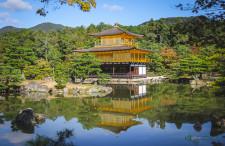 Srebrny i Złoty Pawilon w Kioto. Jeden piękniejszy od drugiego