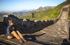 Jak było na Wielkim Murze Chińskim?