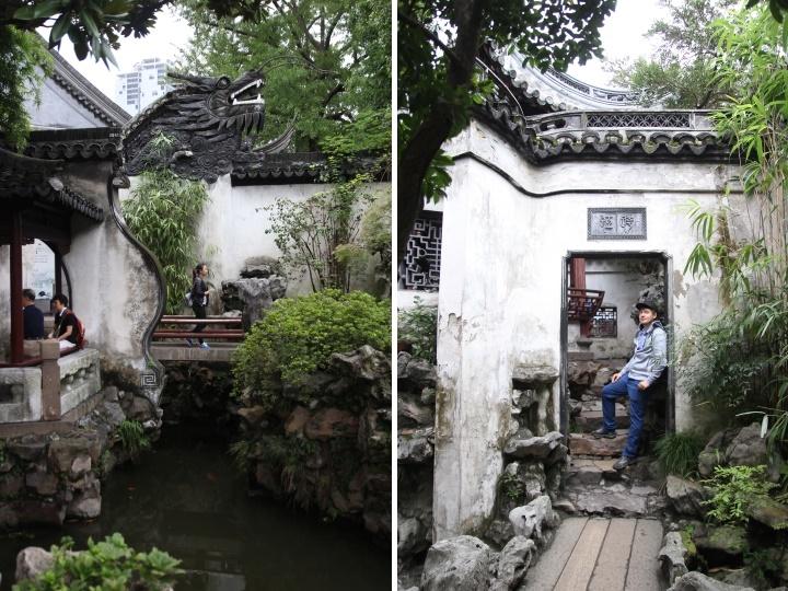 ogrody yu shanghai