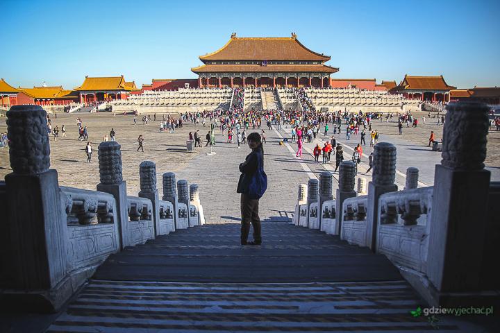 pekin zakazane miasto
