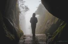 Góry Żółte jak ze snu. Huang Shan skąpane we mgle