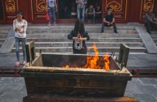 Świątynia Lamy i Świątynia Fayuan Si. Buddyzm w Pekinie