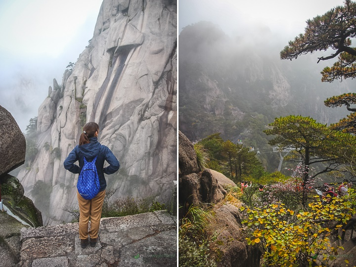 gory zolte huangshan chiny