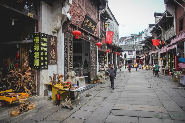 tunxi stare miasto
