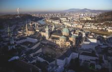 Bożonarodzeniowy Salzburg. W końcu tu nas skierowało!