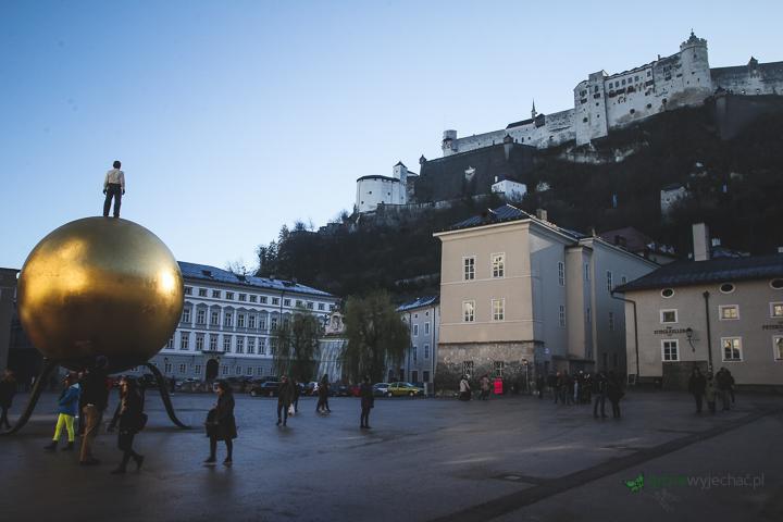 Salzburg twierdza