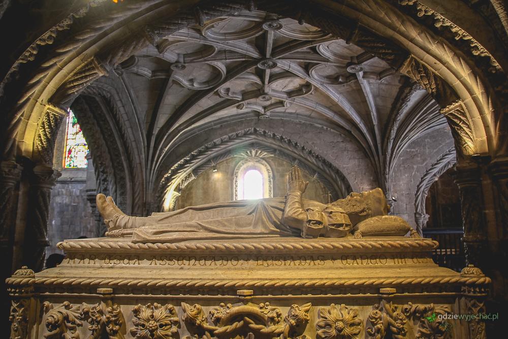Vasco da Gama śpi spokojnie, mimo tłumów