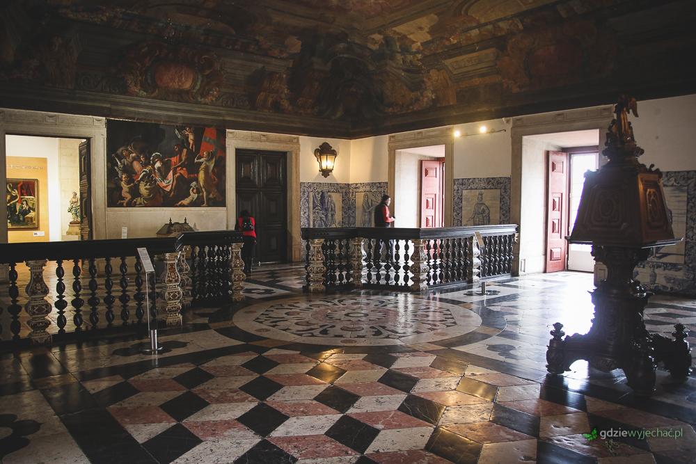Zachwycające wnętrza Klasztoru Św. Wincentego