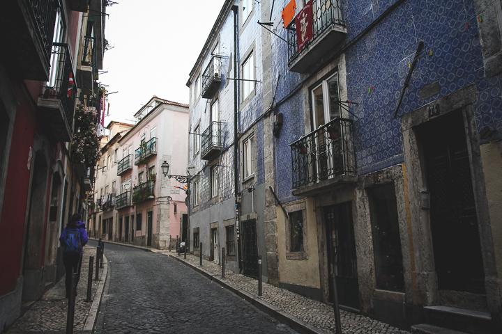 Lizbona Bairo Alto