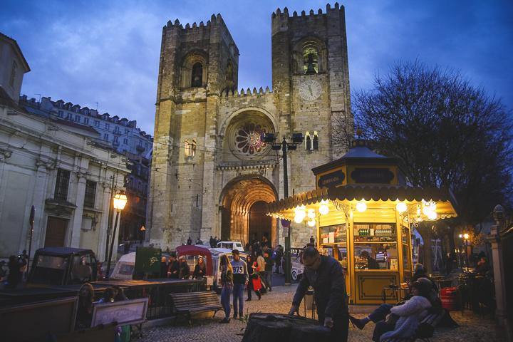 katedra se lizbona
