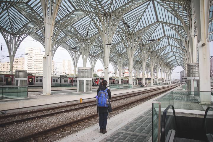 lizbona dworzec oriente