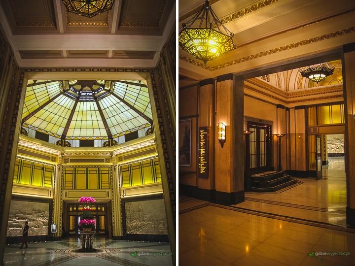 szanghaj hotel peace cathay