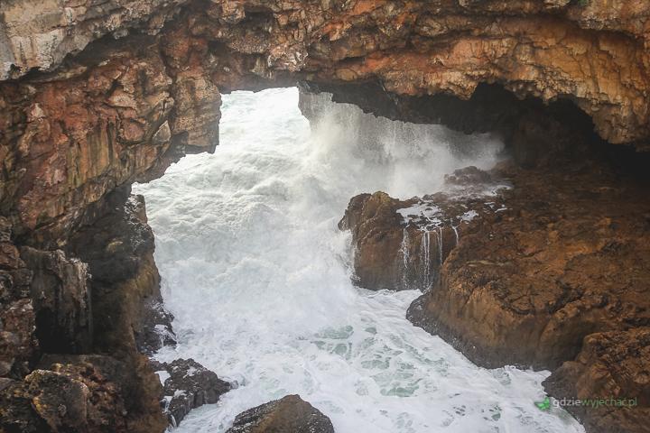 boca de inferno jaskinia