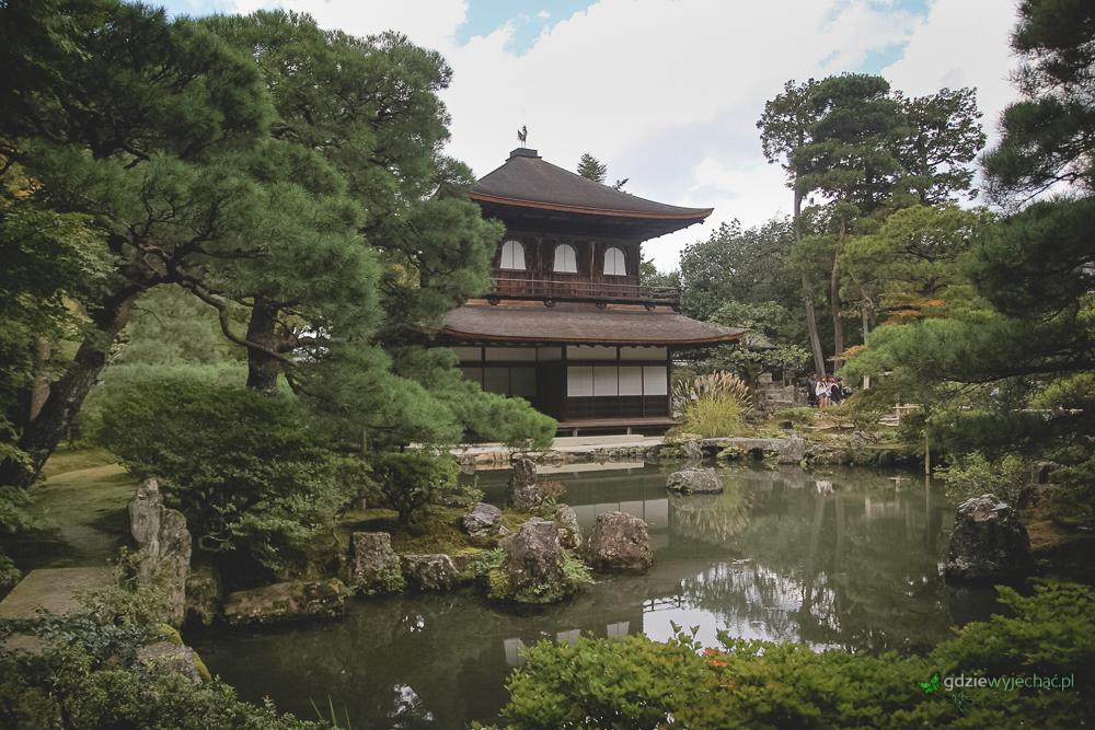 kioto srebrny pawilon