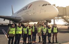 Blogerska wizyta na lotnisku Charlesa de Gaulle'a [WIDEO]