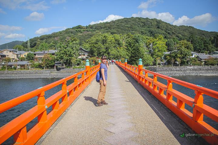 japonia uji most