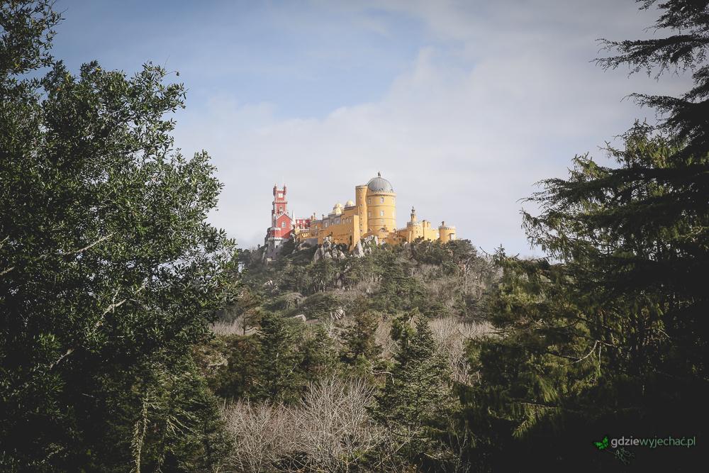 palacio da pena portugalia