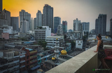 Bang Rak i Silom. Gdzie zamieszkaliśmy w Bangkoku?