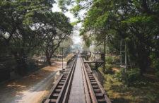 Most na Rzece Kwai, Kolej Śmierci i okolice Kanchanaburi