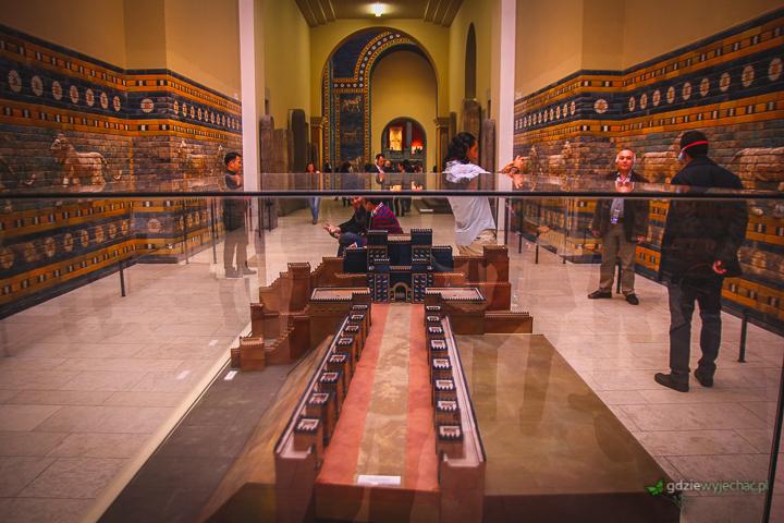muzeumpergamonskie w berlinie