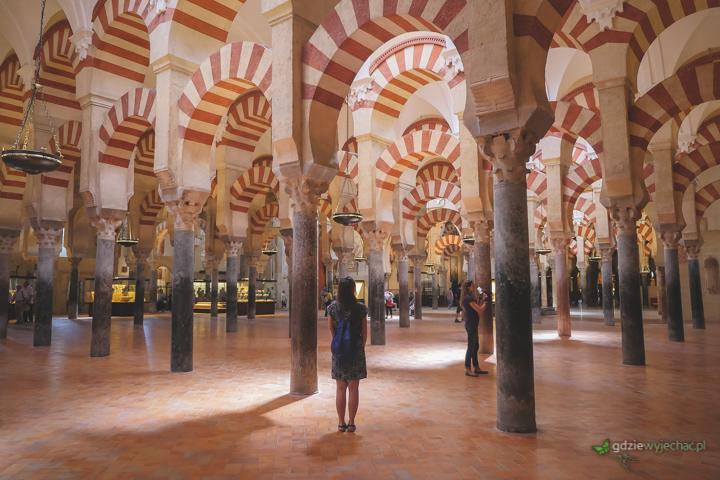 Kordoba meczet katedra