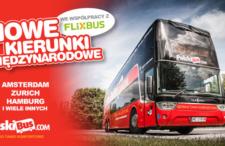 Zupełna nowość! Polskibus łączy siły z Flixbus. I daje nową pulę biletów za 1 zł.