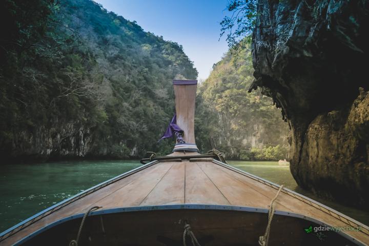 Hong Island Krabi Tajlandia