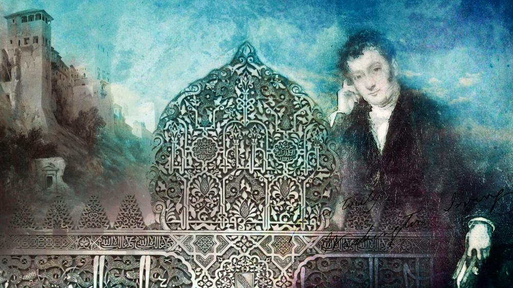 alhambra irving