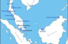 40 pomysłów na Azję Południowo-Wschodnią multicity