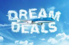 Kolejna odsłona Dream Deals oraz Oh lala. W promocji ponad 130 kierunków od KLM i Air France.