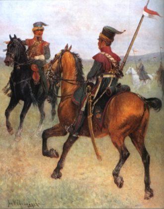 jezdziec tatarski