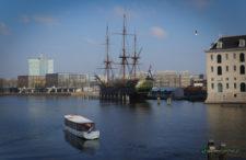 Kulturalny stopover w Amsterdamie z Van Goghiem i żaglowcami