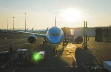 Nasz pierwszy lot Dreamlinerem. Urywki z rozrywki