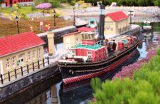 Wybierzcie się do Legolandu ! Tanie loty do Billund z Gdańska za 78 zł w dwie strony.