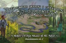 Śląskie dzikie, zielone i soczyste. Szlakiem rezerwatów, uroczysk i pięknych widoków w woj. śląskim