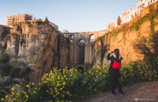 Zachwycająca Ronda, białe miasta i nasz andaluzyjski dom z widokiem