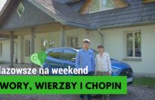 Okolice Warszawy na weekend: Mazowsze z Chopinem i dworkami