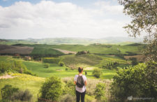 Dolce Vita w Toskanii: Montepulciano, Pienza, Val d'Orcia i nasz kamienny dom na wsi