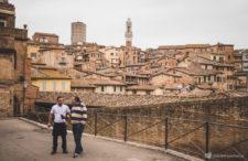 Pospaceruj z nami po Sienie. Gotyckiej i palonej