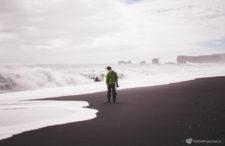 Południe Islandii, które rzuca na kolana: Wodospady, lodowce, czarne plaże i diamenty