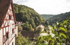 Ale połączenie! Kilka wspomnień z wycieczki do Szwajcarii Frankońskiej