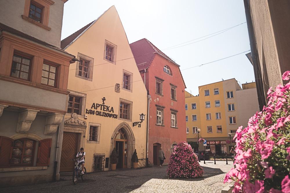 Stare Miasto w Lwówku Śląskim