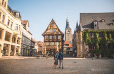 LEGENDARNE góry i bajkowe miasta w kratę 🧚 Niedoceniany land Niemiec [WIDEO]