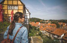 Góry Harz oraz bajkowe miasteczka i zamki Saksonii Anhalt